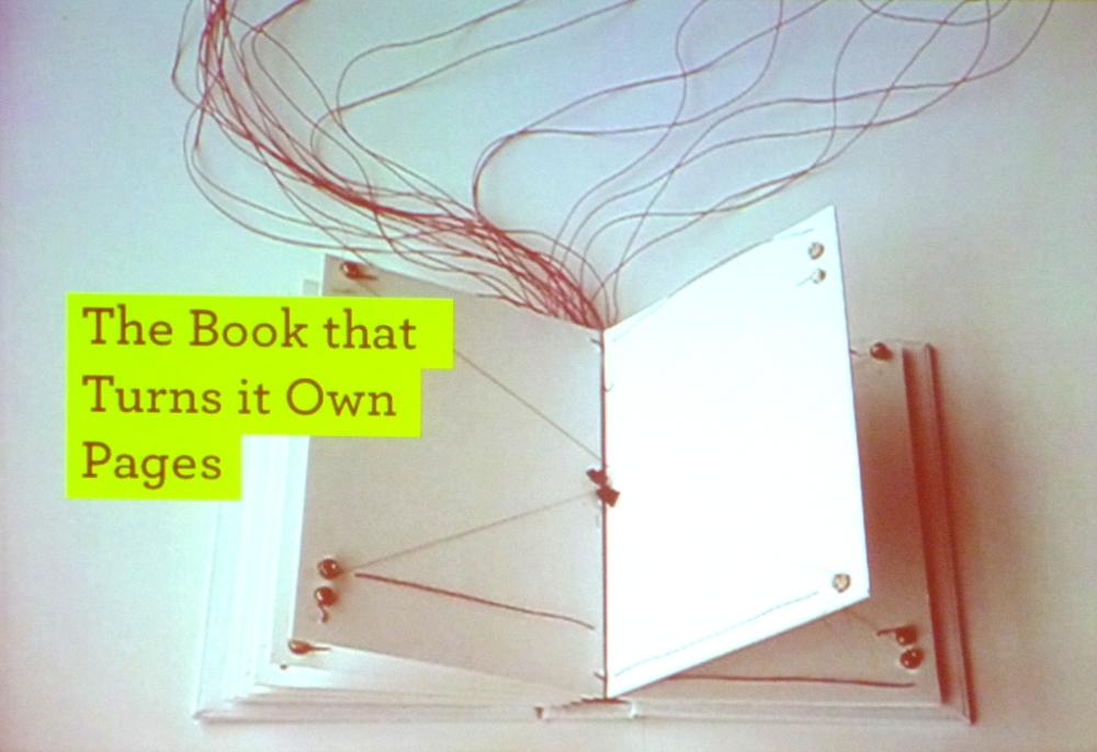 Cycle Cultures Numériques 2011-2012 : «Books & Loops»