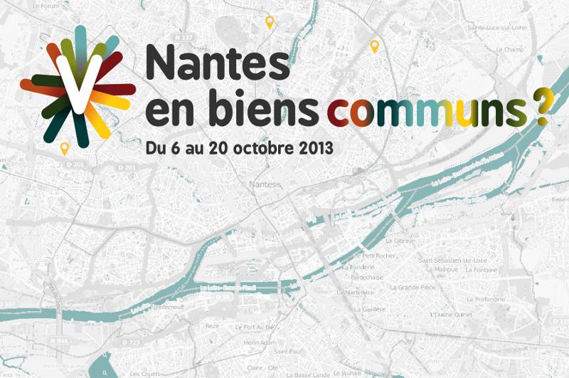 Nantes en Biens Communs