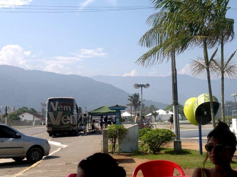 OmniBusHacker s'installe à Ubatuba
