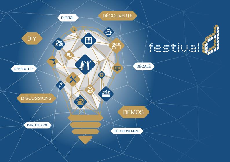 Festival D : le programme est en ligne !