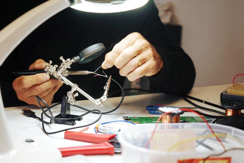 Atelier de réparation (s)lowtech