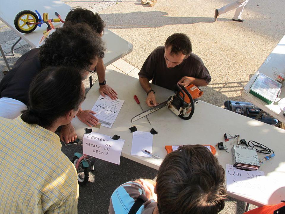 Rencontre avec l'Atelier Partagé de Digne-Les-Bains
