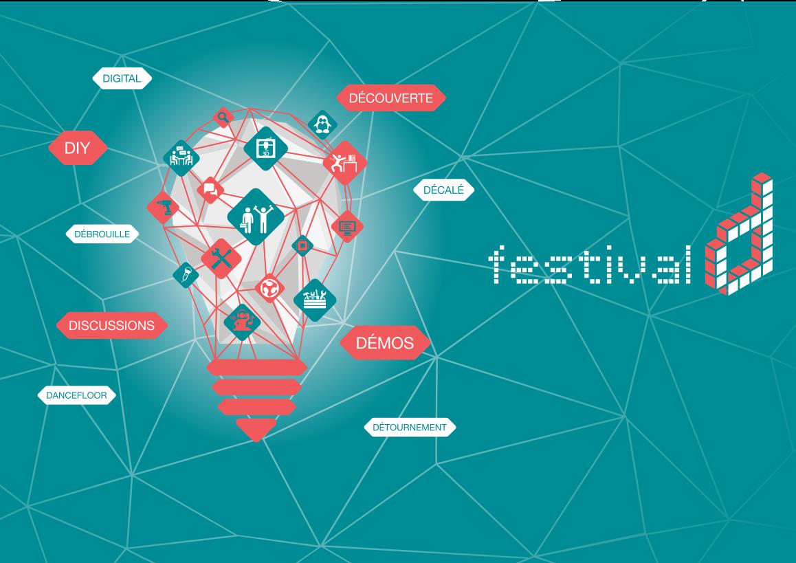 Festival D : 3ème édition à Angers !