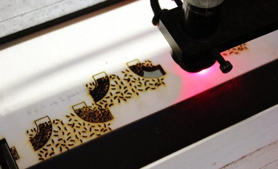 Premiers pas en découpe laser – janvier