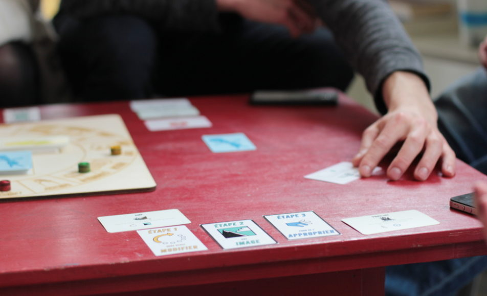 Workshop : Jeux print'n'play et culture libre