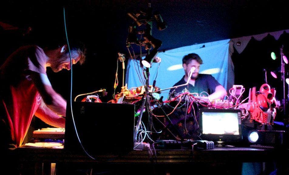 Fanfares électroniques & live coding